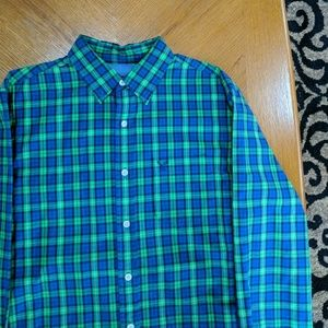 American Eagle Outfitters Shirts - Men's American Eagle Plaid Button Up Shirt (S)